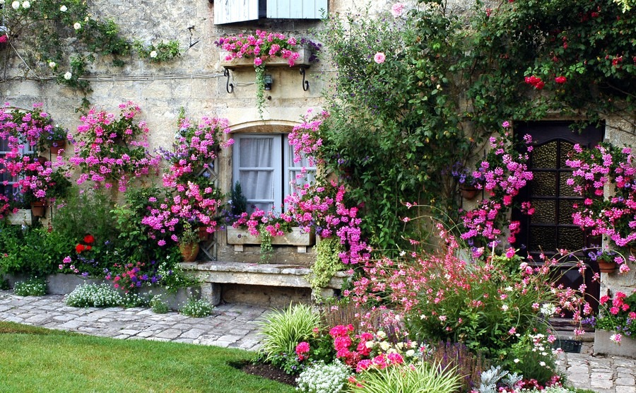 The Art Of Gardening In France France Property Guides