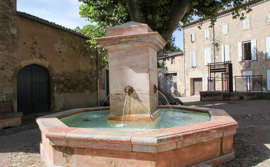 Caunes-Minervois is a popular, larger village with plenty of activities and social events going on.