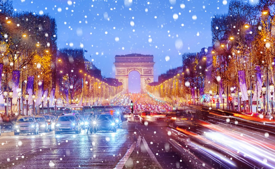 Why winter in France is magical