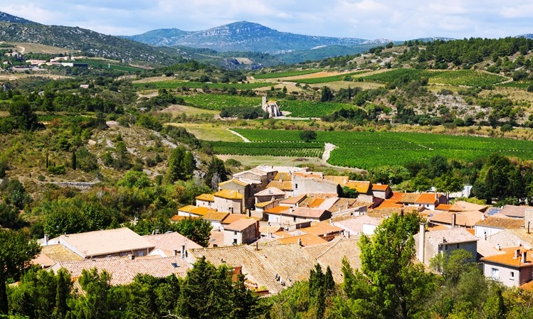 Cross-border culture: Portel-des-Corbieres in French Catalonia