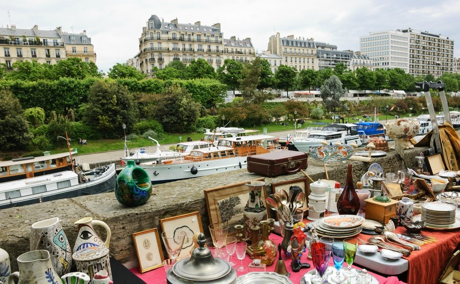 How to furnish your home in France, beautifully and cheaply!