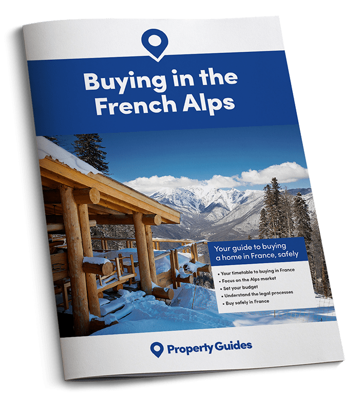 Get your free guide to buying in the French Alps