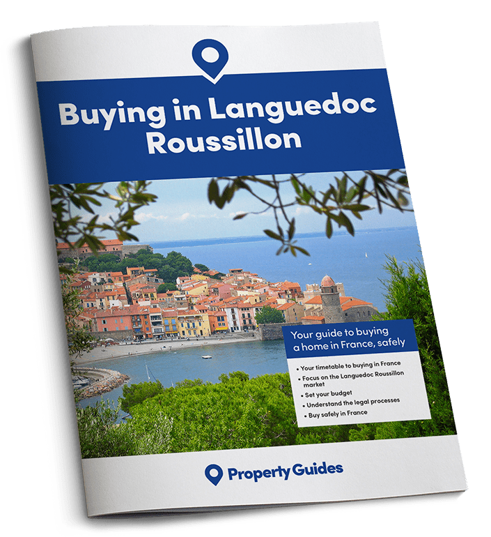 Download your guide to buying in Languedoc-Roussillon