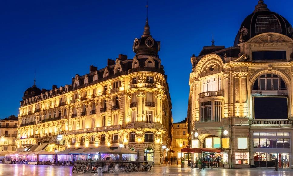 France - Montpellier