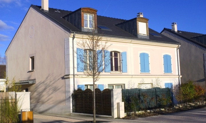 New build properties gaining popularity in France