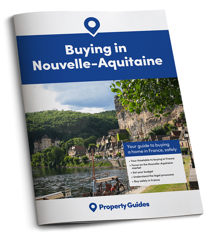 Get your free guide to buying in Nouvelle-Aquitaine