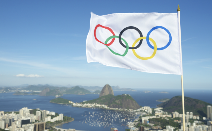 How are the French faring in the Rio Olympics?