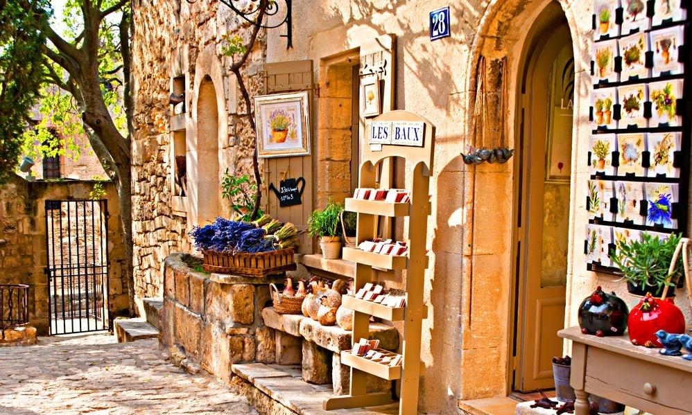 France - Village life