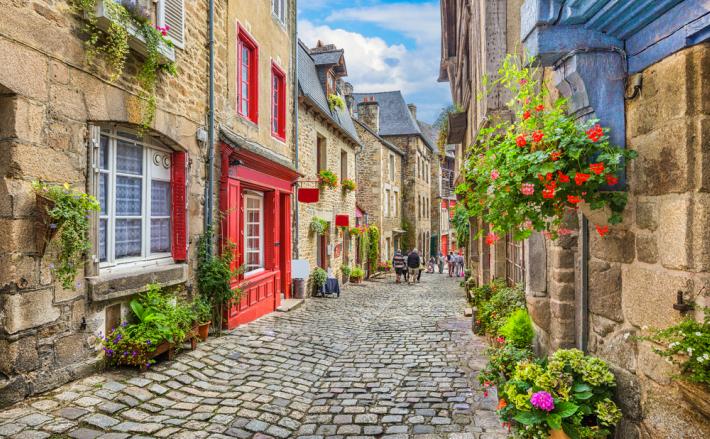 France - houses