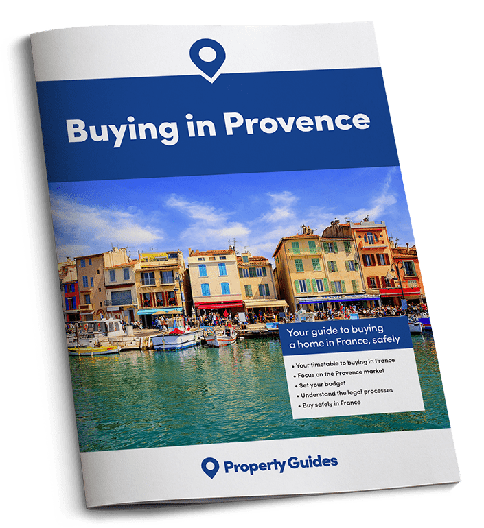 Get your free guide to buying in Provence