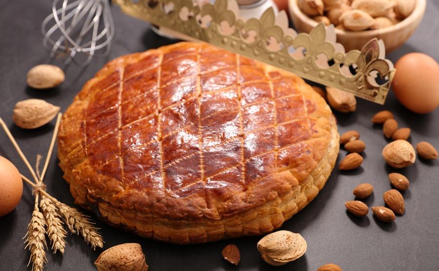 The 'galette des rois'