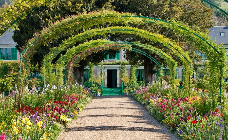 Gardening French style
