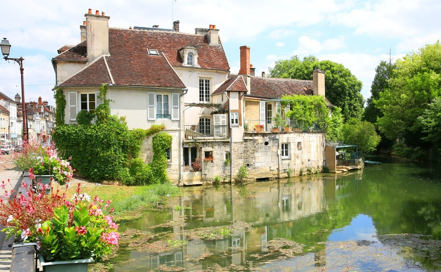 Making your new French house into a wonderful home