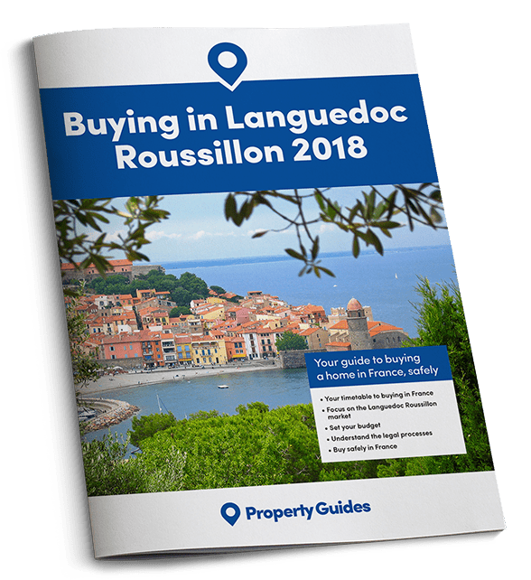 Get your free guide to buying in Languedoc-Roussillon