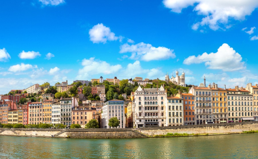 Choosing where to buy in France isn't easy, but Lyon's a strong contender from its affordable property, friendly locals and delicious cuisine.