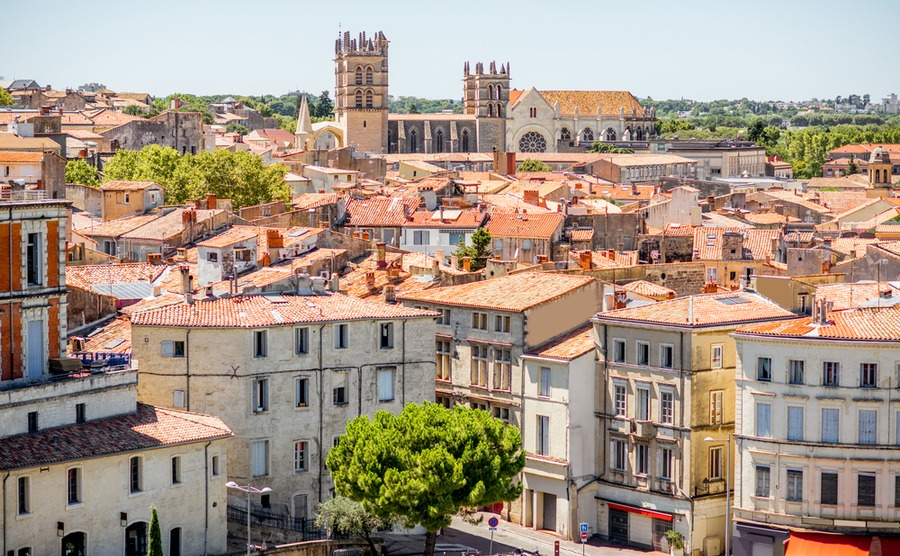 Montpellier is a personal favourite of mine, and has a buoyant property market.