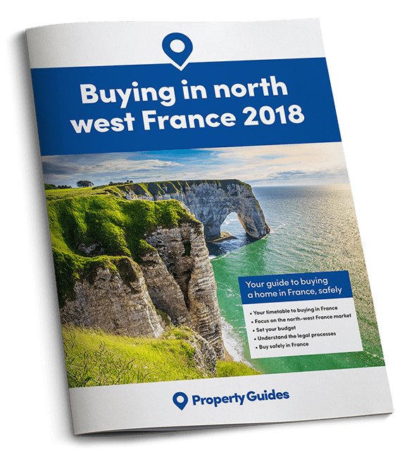 Get your free guide to buying in North West France