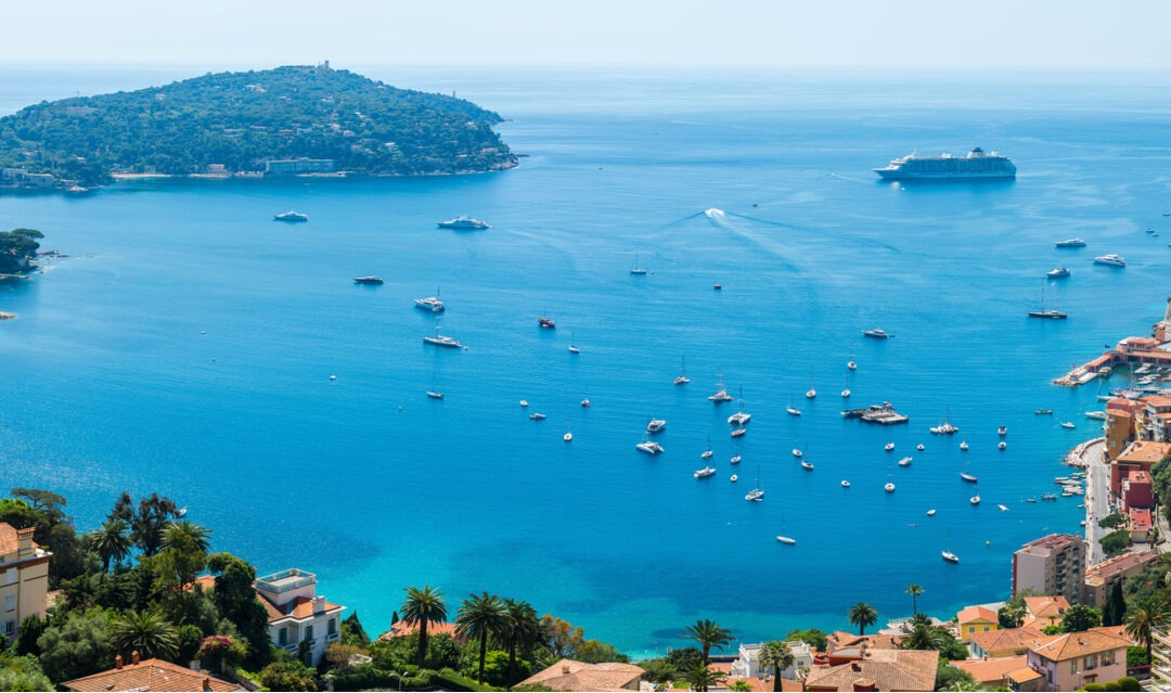 Why the Côte d'Azur may be just the place for you!