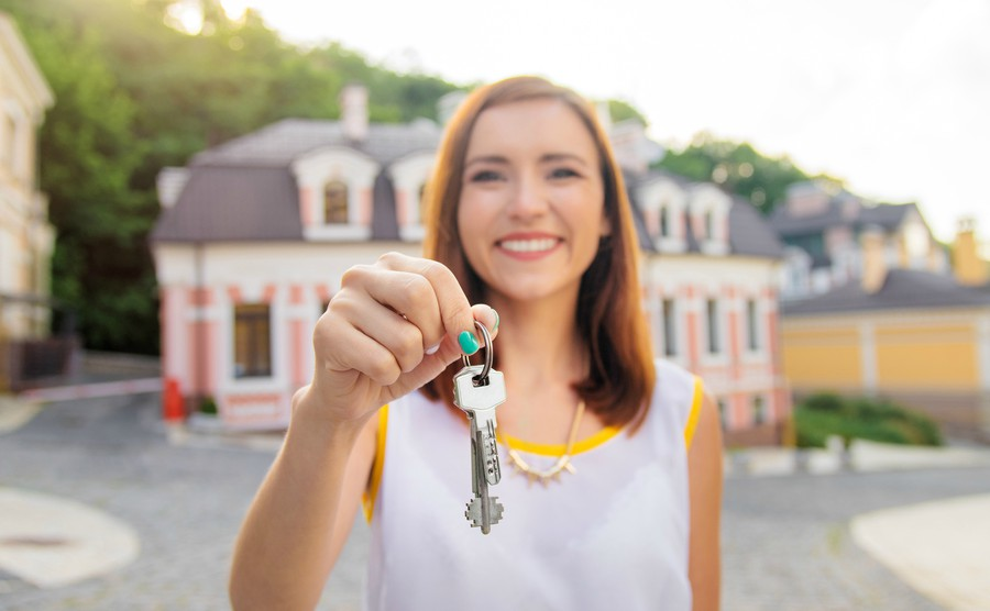 Why French estate agents are smiling
