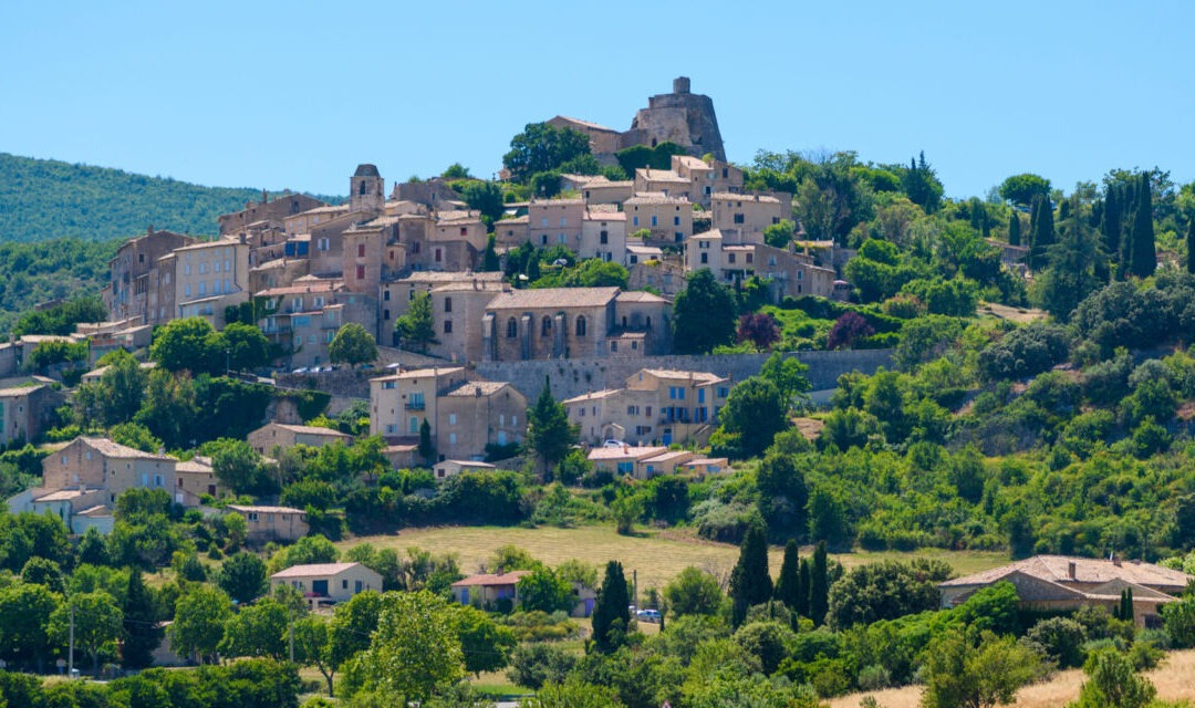 Top 5 French villages with a buzz