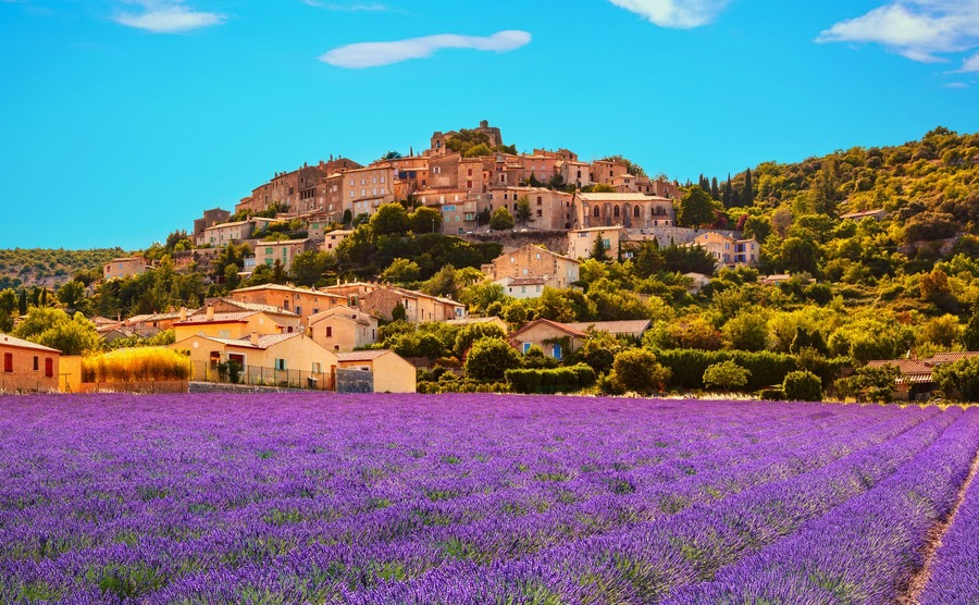 Buying  a home in Provence