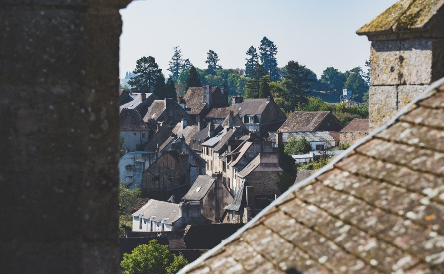 St-Yrieux – one of the 'most beautiful detours' in France.