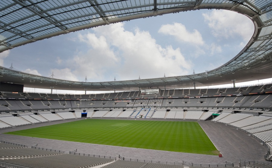 Saint-Denis, a working-class district already home to the Stade de France, is going to see more exciting development in time for the Olympics.