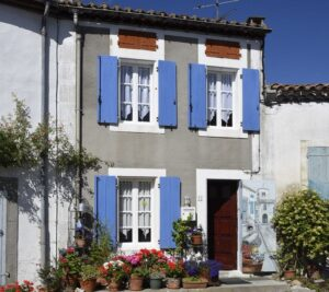 Charming three-bedroom village house in Pyrénées-Atlantiques spa town, €86,000