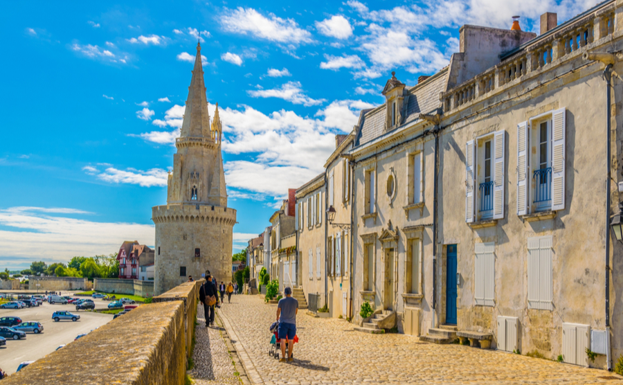 The Charente-Maritime is perfect whether you're looking to live in a seaside town or country village.