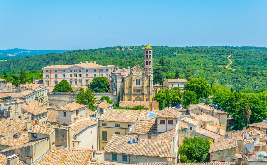Pays d'Uzes and the Pont du Gard: a stunning area in the south of France