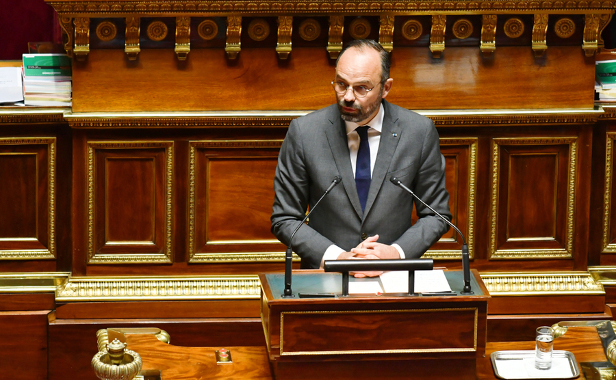 France announces easing of lockdown measures