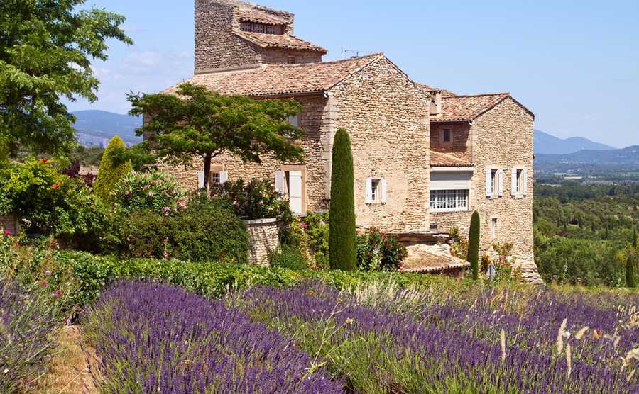 The health and wellbeing benefits of rural life in France