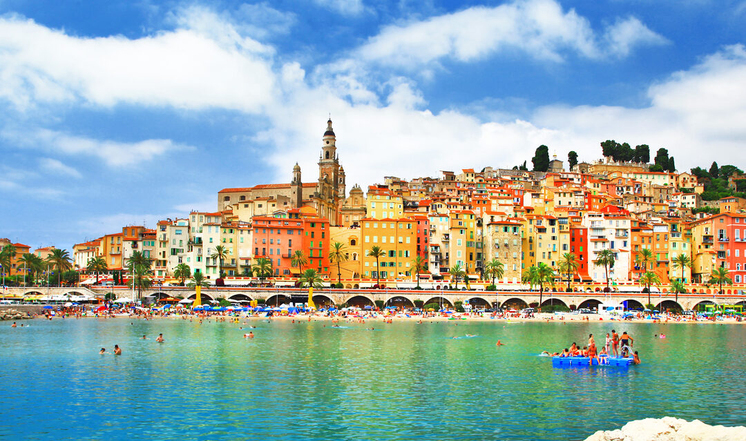 What to look for in a French seaside town