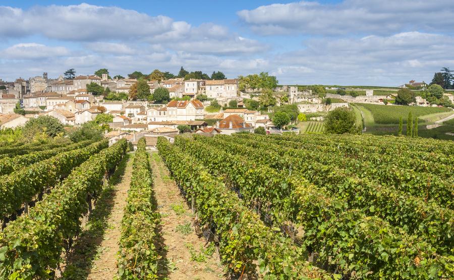 The beautiful department of Gironde