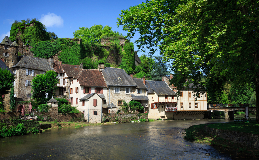 Affordable rural idylls in the Corrèze