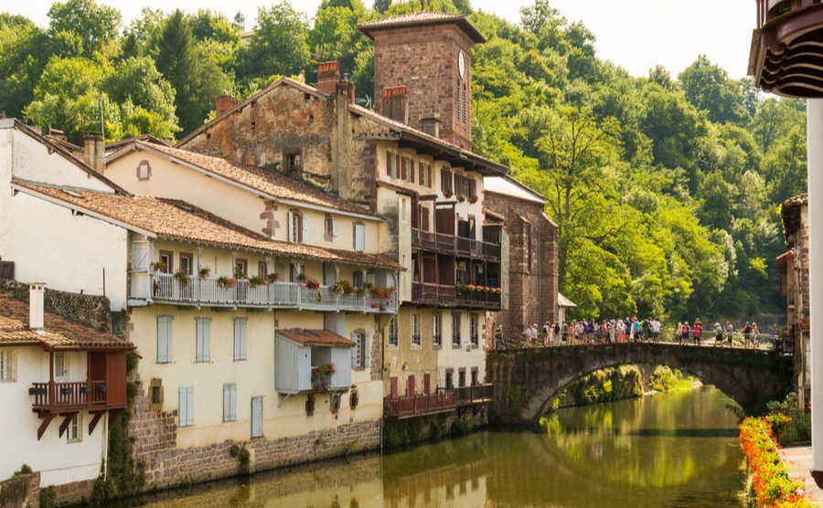 Perfect towns and villages in the Pyrenees