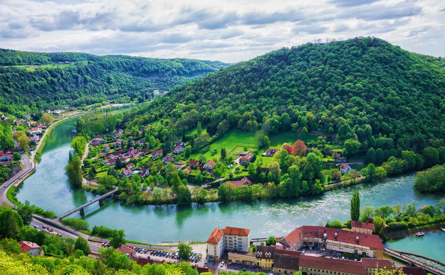 Discovering the Bourgogne-Franche-Comté region