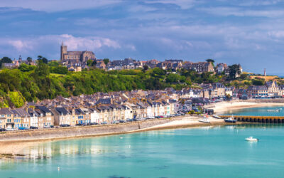 Why are house prices booming in Brittany?