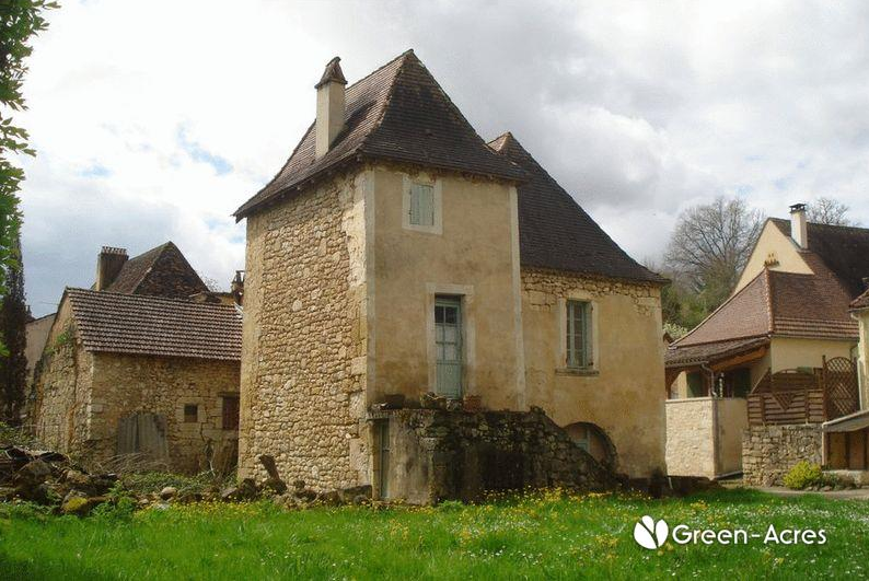 Renovation property in the Dordogne, France