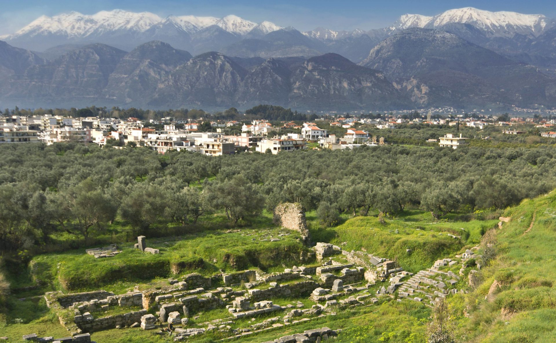 Sparta has some of the cheapest homes in Greece