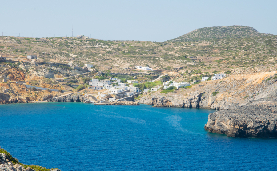 Antikythira's municipal government found itself at the end of an influx of enquiries after the Los Angeles Times reported that it was subsidising families looking to move.