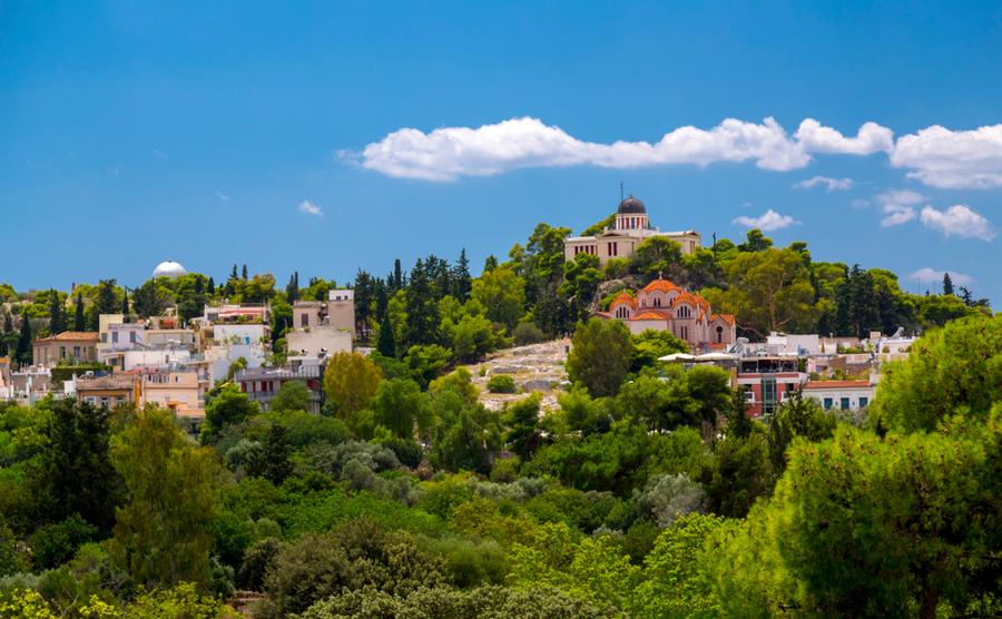 Greek prices hit their stride