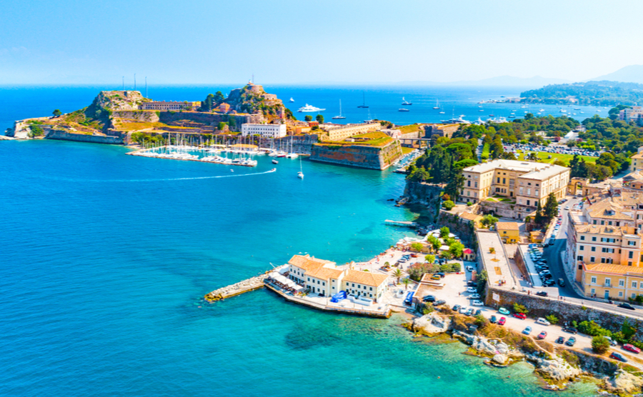 Discover why Corfu is perfect for retirement.