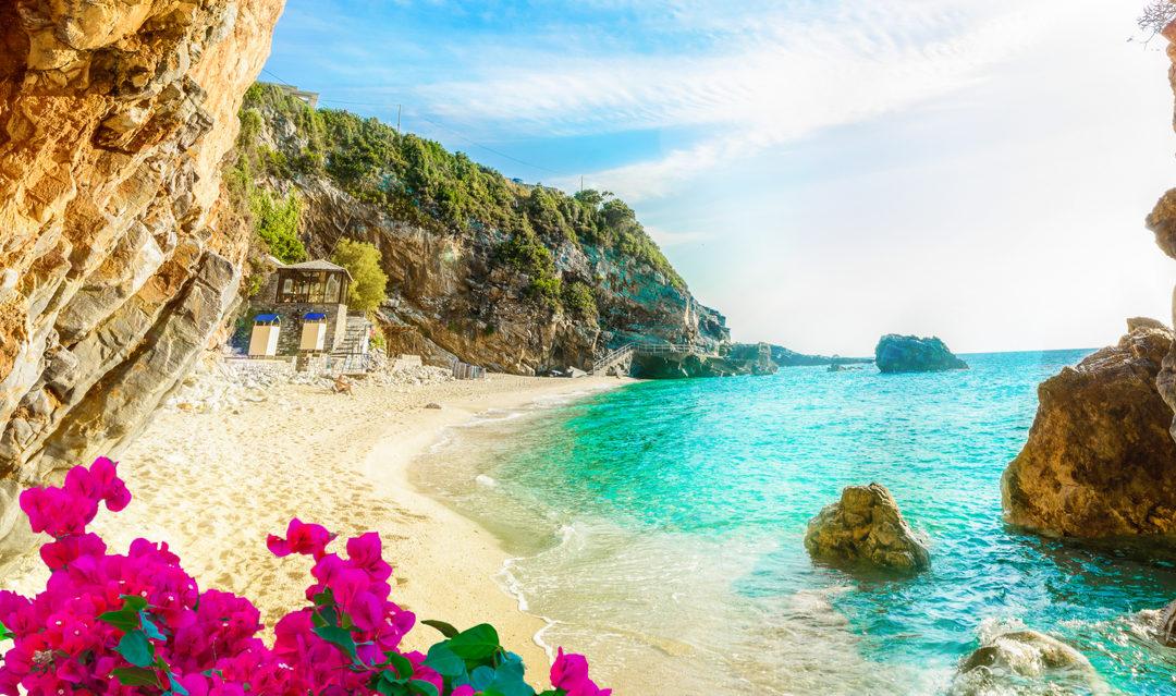 Let's retire to…Corfu
