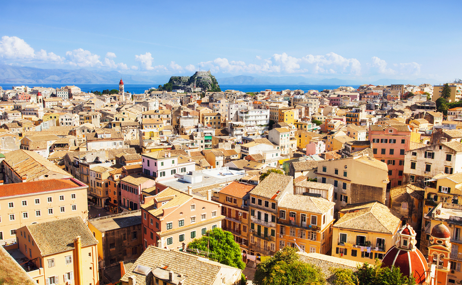 Corfu Town and the island at large is extremely safe, which is one of the best things about living in Greece.