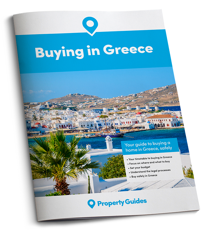 Greece Property Guide cover