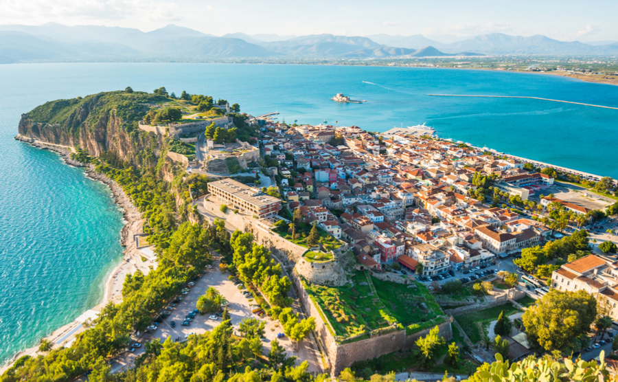 Ten things you need to know about the Peloponnese