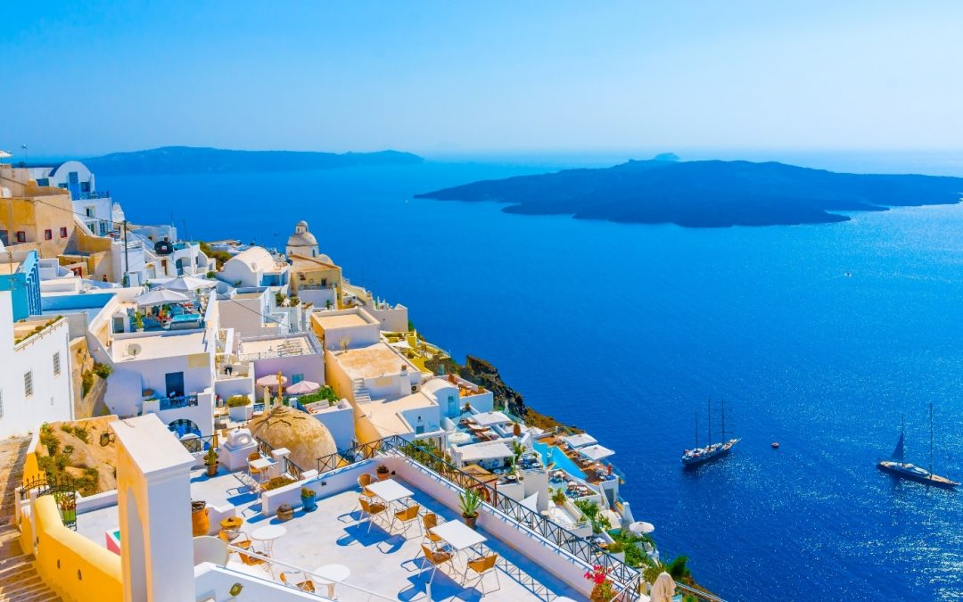 Why Greece is back on tourists' radar