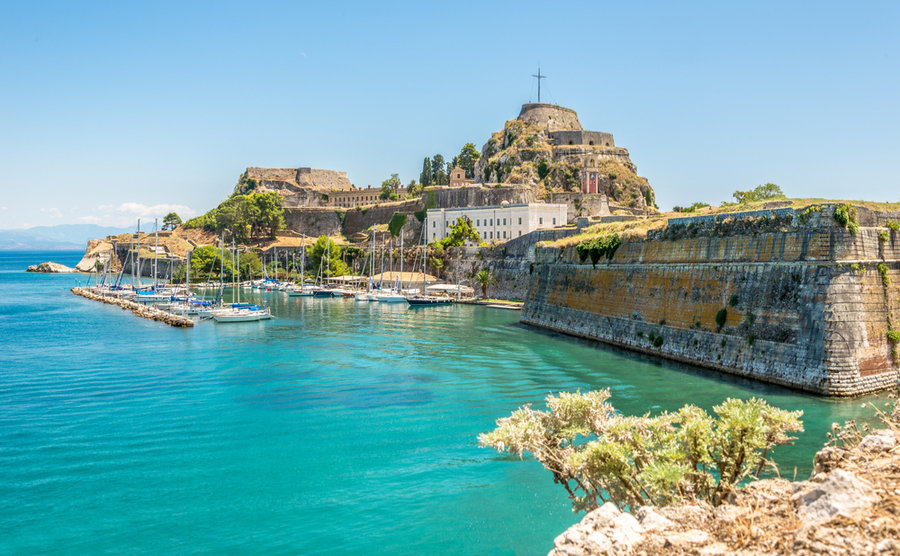 The strengthening tourism industry has helped to bolster the property market in Greece.