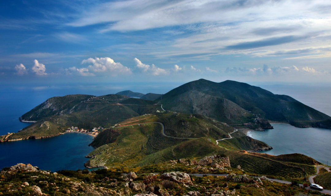 Let's retire to…the Peloponnese